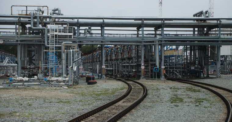нефтегазовый концерн «Альфа» АНПЗ железная дорога