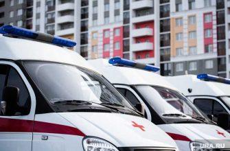Меценаты купили для Екатеринбурга 30 машин скорой помощи