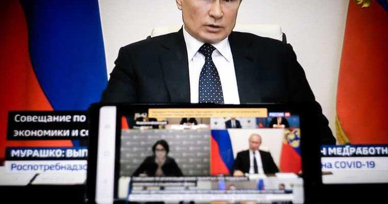 Шишкин Предложил сшить Путину спортивный костюм