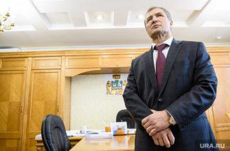 Гордума Екатеринбурга спикер думы