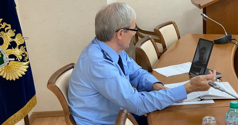 Прокурор Охлопков видео жалобы свердловчане