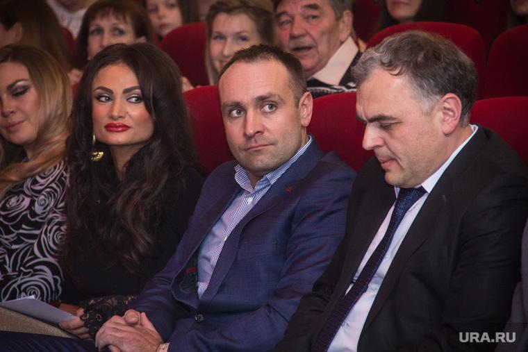 Сына челябинского экс-губернатора банкротят три кредитора