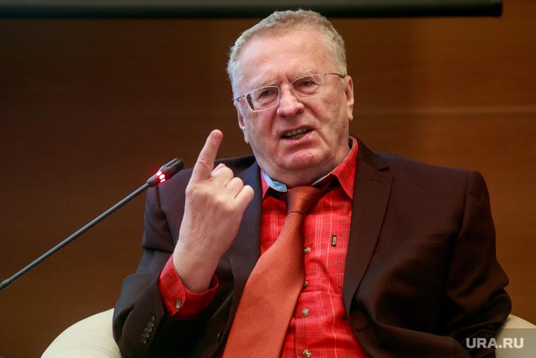 Жириновский предсказал, что протесты в США приведут к революции