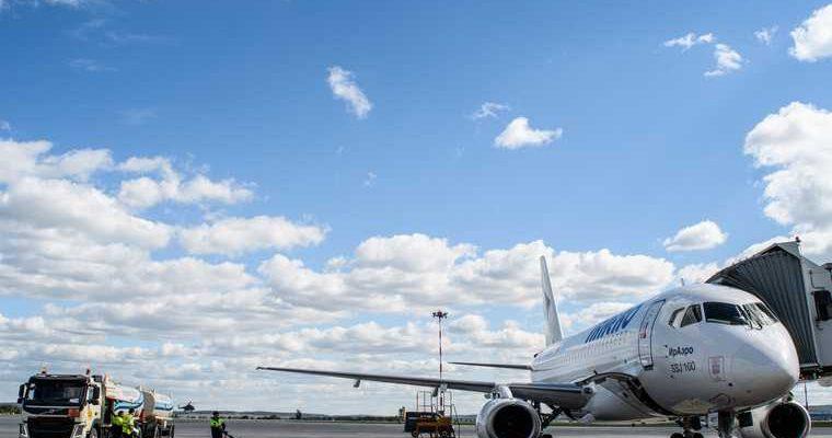 рейсы из ЯНАО в Самару Волгоград