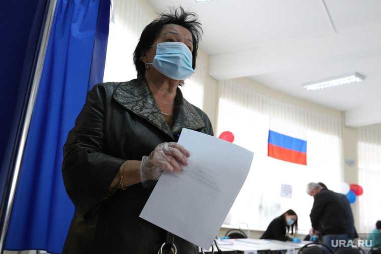 явка голосование ХМАО Конституция поправки