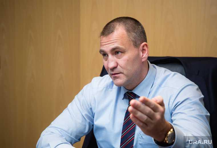 Интервью с главой Сургутского района Андреем Трубецким. Сургут