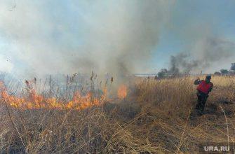 пожар лес Челябинская область озеро Тургояк