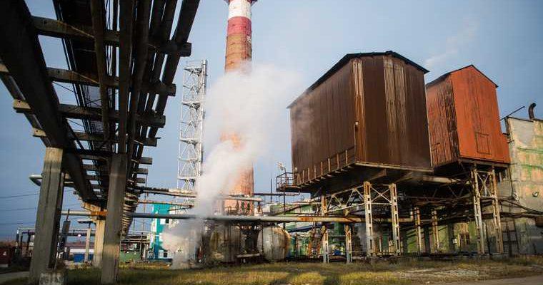 Березники загрязнение Камы завод