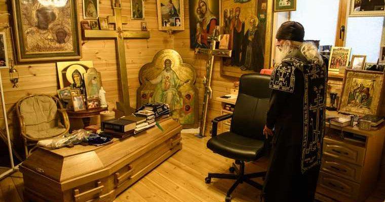 РПЦ не сможет выселить схиигумена Сергия из женского монастыря