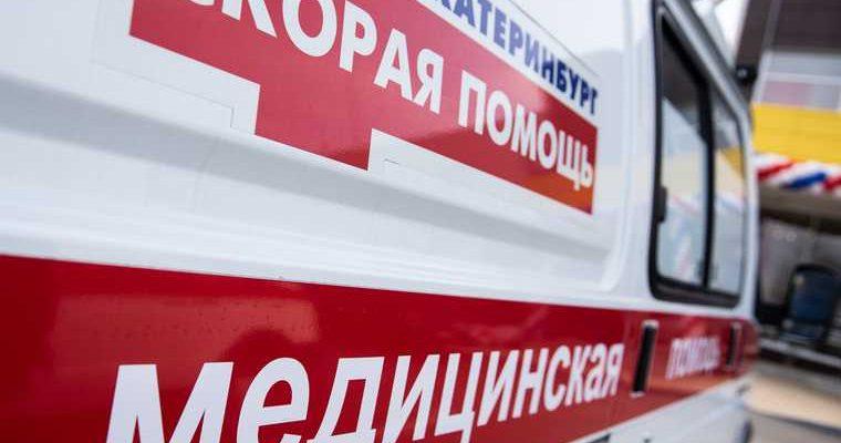 Екатеринбуре прямо дежурства медсестру увезли психбольница