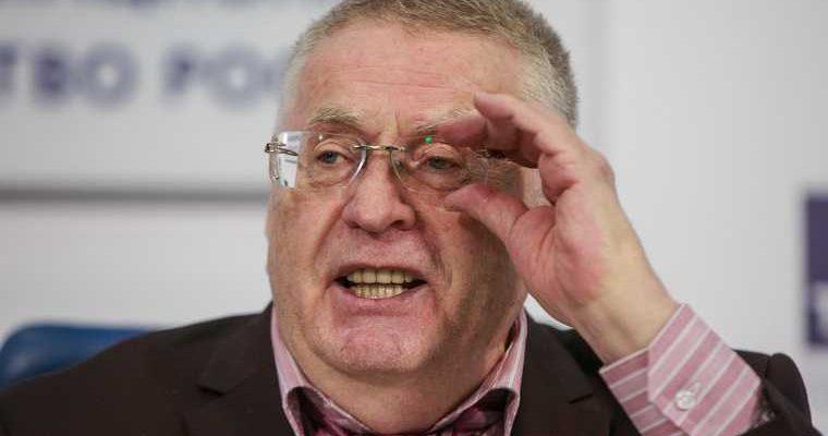 Жириновский назначение врио губернатор Хабаровский край