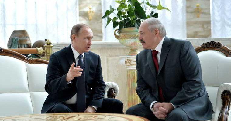 Лукашенко рассказал о письме от путина о боевиках