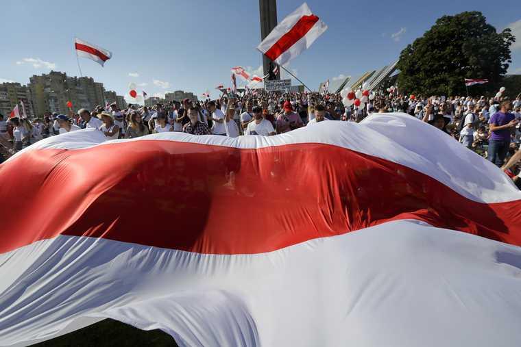 что происходит с протестами в Белоруссии