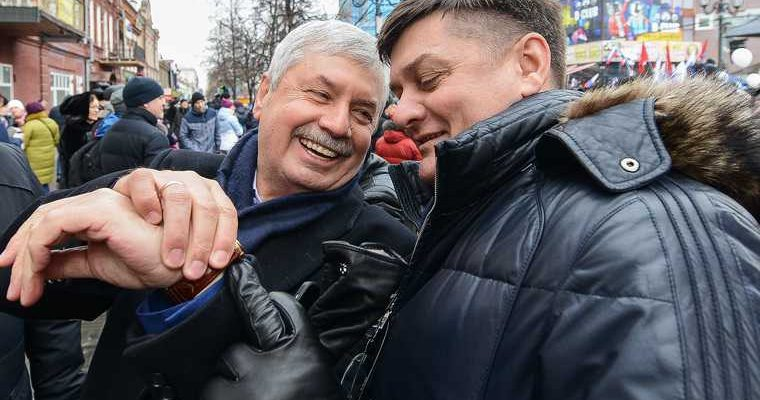 выборы главы районов челябинск единая россия