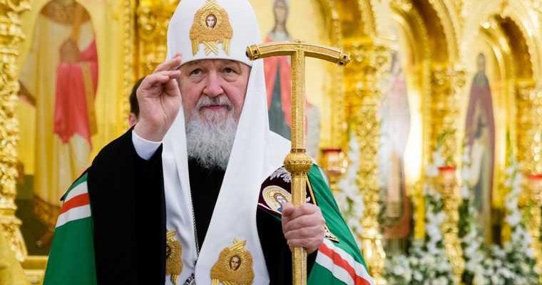 Патриарх Кирилл Соловецкие острова посещение туристы