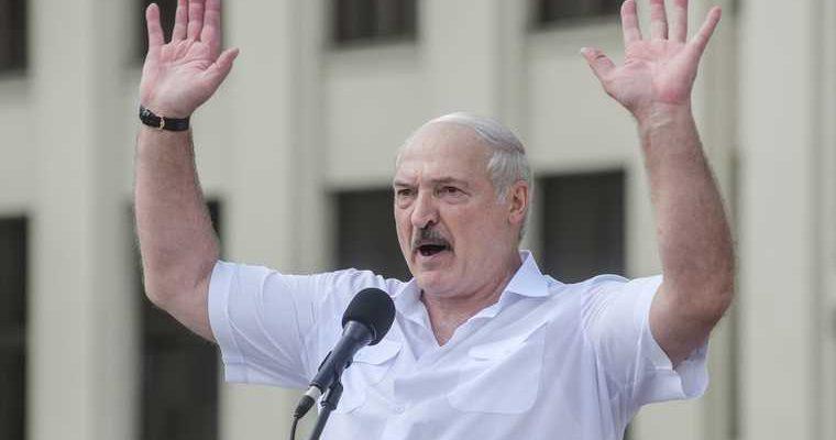 выяснилось когда Лукашенко уйдет