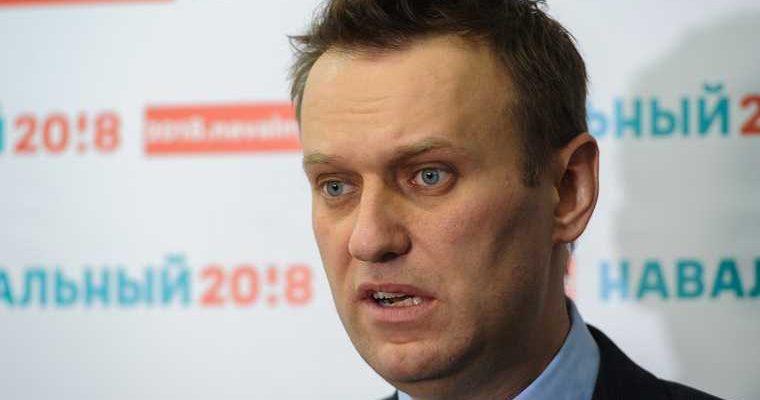 навальный в германии