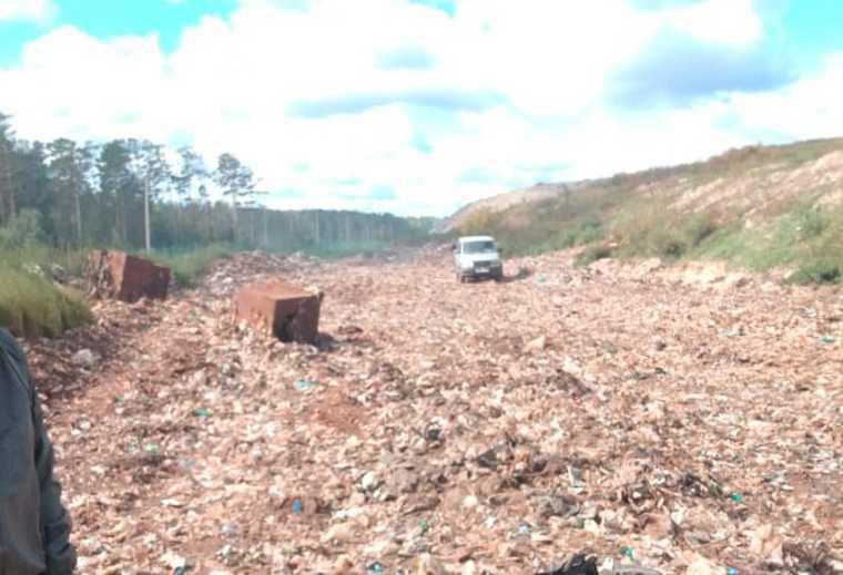 ЧП произошло на курганском полигоне, где захоронены 25 тонн ядов. ФОТО