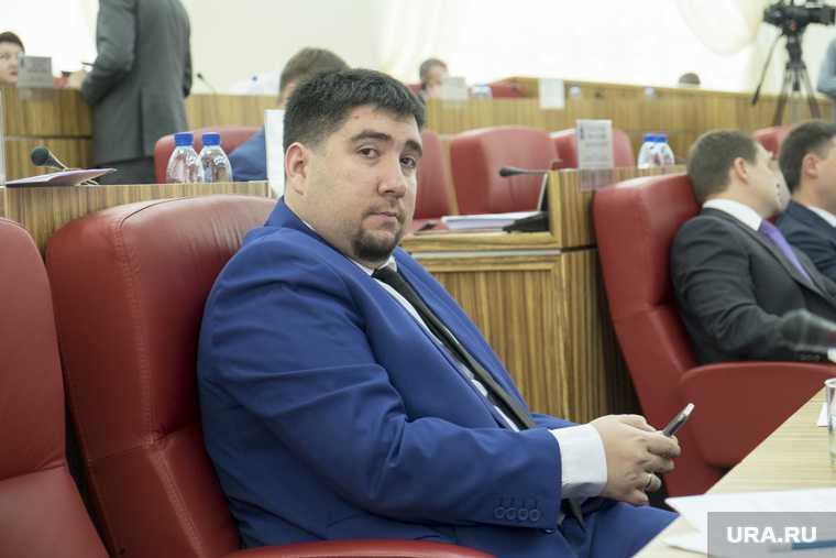 инсайд назначение Вершинина администрация Салехарда