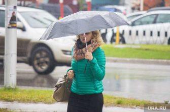 теплая погода сменится похолоданием Пермский край