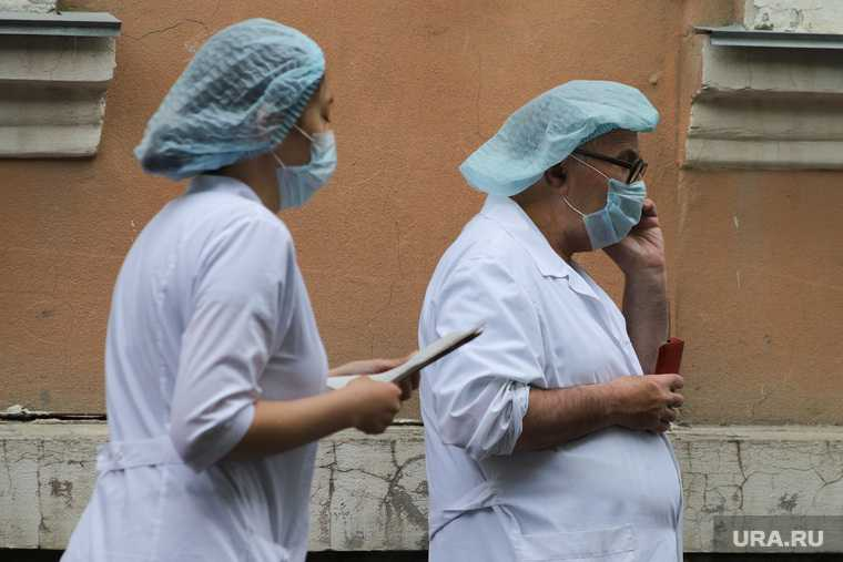 пандемия коронавируса в россии