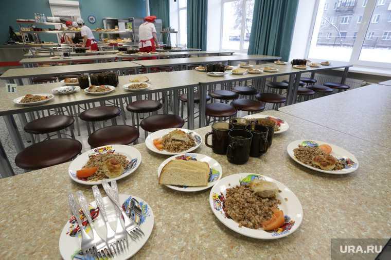 бесплатное питание школьников
