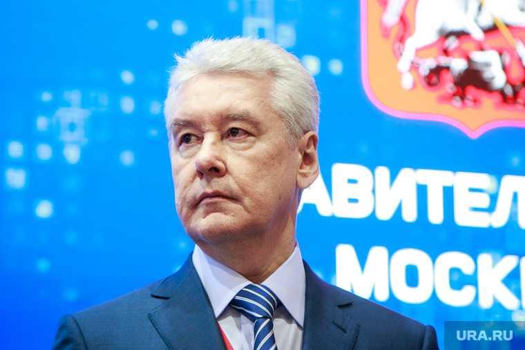 Сергей Собянин ограничения коронавирус ковид