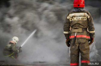 В Красноярске сгорела наркологическая клиника