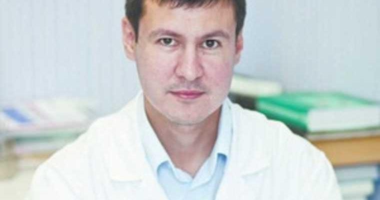 областная больница № 14 Рустам Абзалов