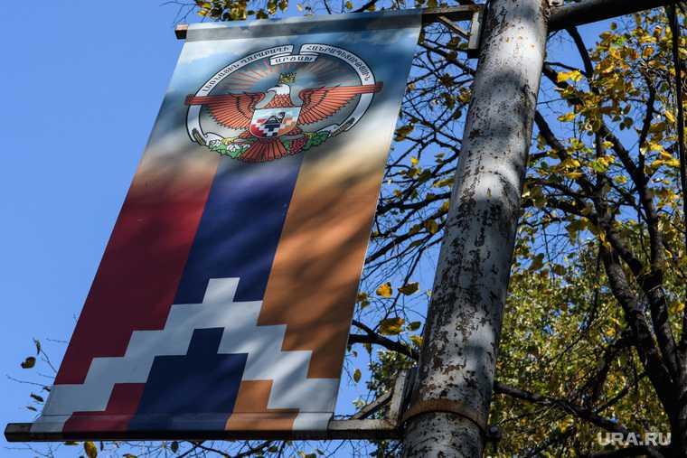 Нагорный Карабах Азербайджан Армения Ильхам Алиев Россия