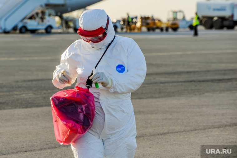 ЯНАО приехали медики из Тюмени коронавирус