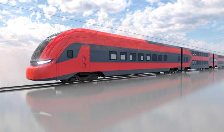 НаУрале соберут первый вРоссии «поезд-пулю»