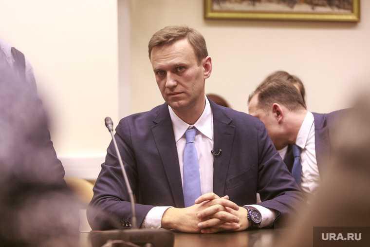 американский телеканал впервые показал немецкую охрану Навального