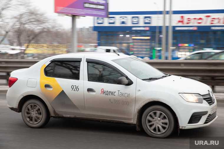 тюменские таксисты требуют деньги с пассажиров без масок