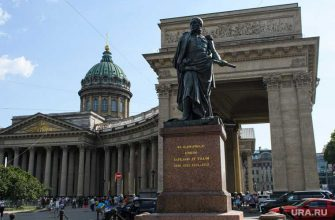 Петербург коронавирус ограничения