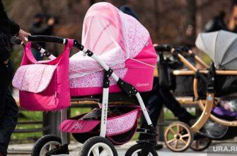 Минтруд РФ предложил увеличить пособие по уходу за ребенком