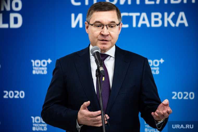 министр строительства и ЖКХ Владимир Якушев и министр энергетики Александр Новак