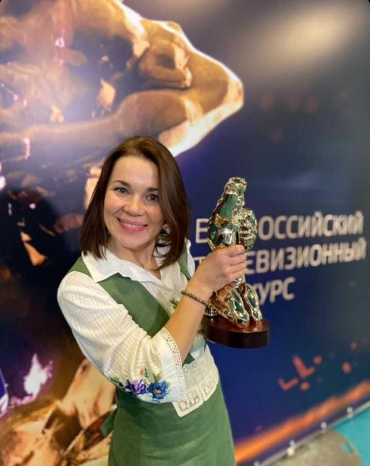 Журналисты Кристина Свет Яковлева и Александр Мартиросов тэфи награда
