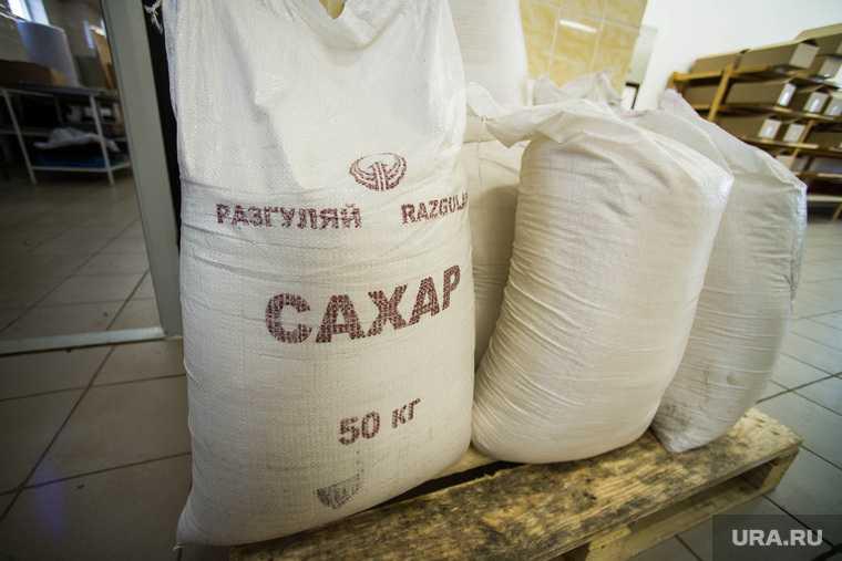 цены сахар масло зафиксированы регионы России