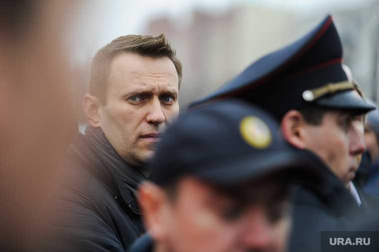 Гродон Навальный страх