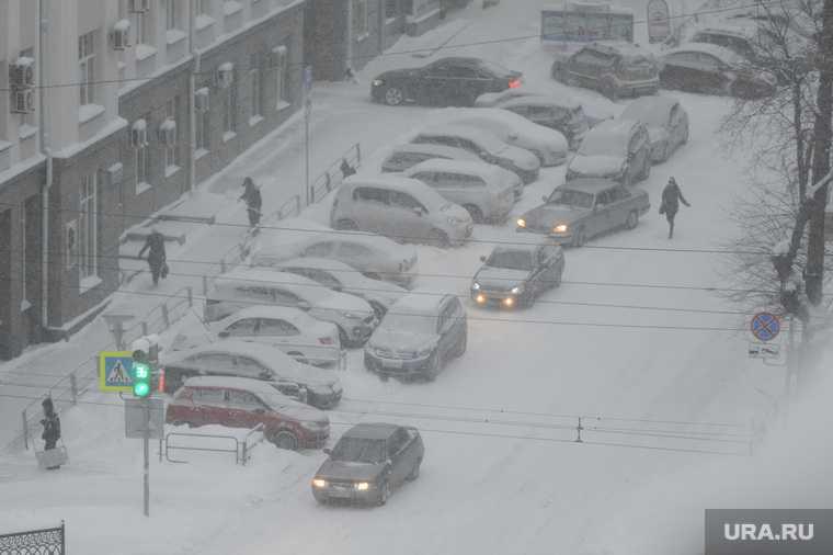 климат в России