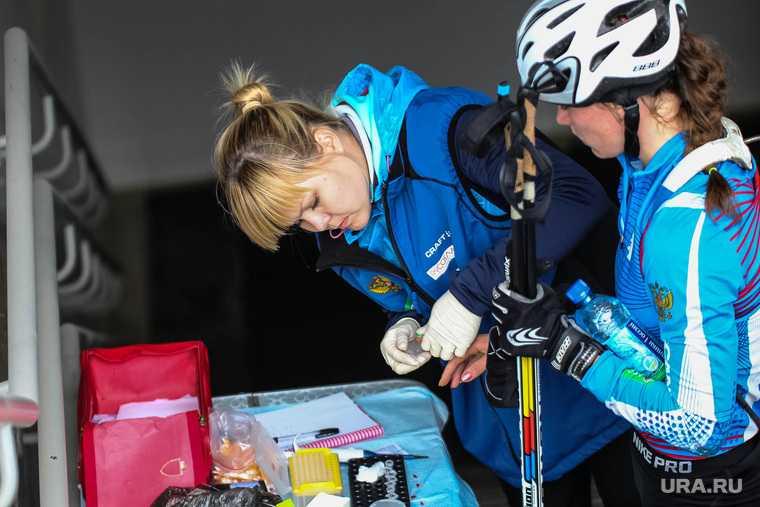 России запретили тестировать спортсменов на допинг