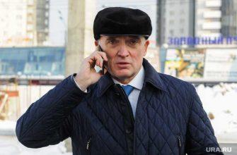 Челябинская область губернатор Борис Дубровский баня миллион долларов
