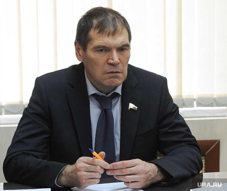 Челябинская область депутат Госдумы Барышев суд