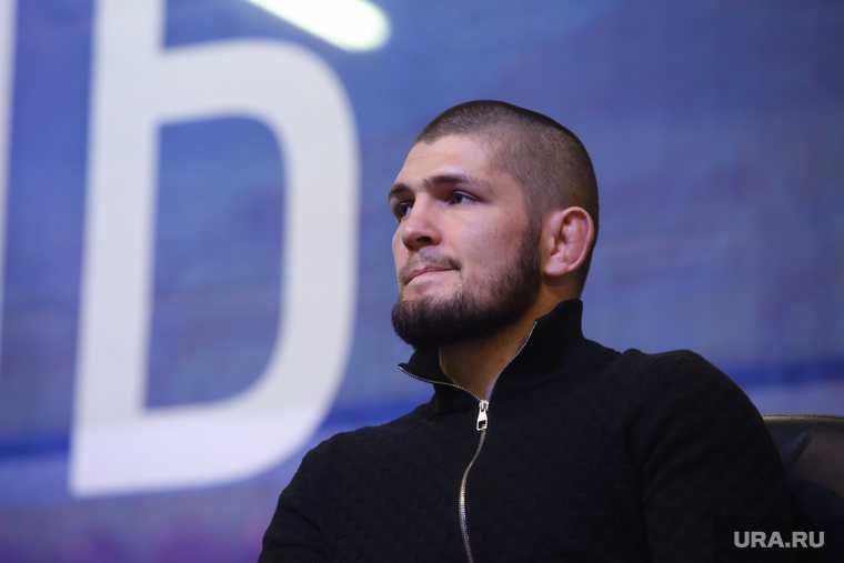 Хабиб нурмагомедов UFC EFC интервью футбол бои смешанные единоборства