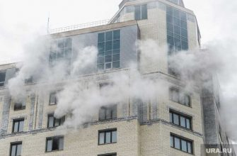 Пожар Екатеринбург Белинского причина МЧС