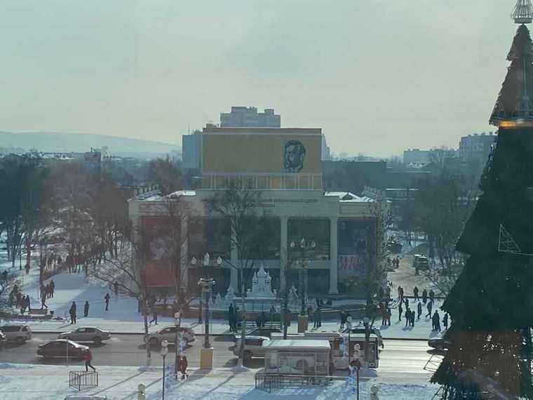 На митингах в поддержку Навального зафиксированы провокации. Фото, видео