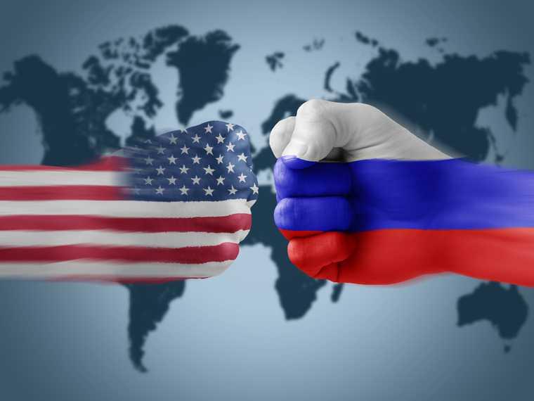 Россия США поле битвы Норвегия