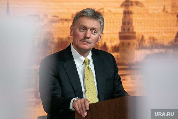 в Кремле оценили новые санкции «Северного потока—2»