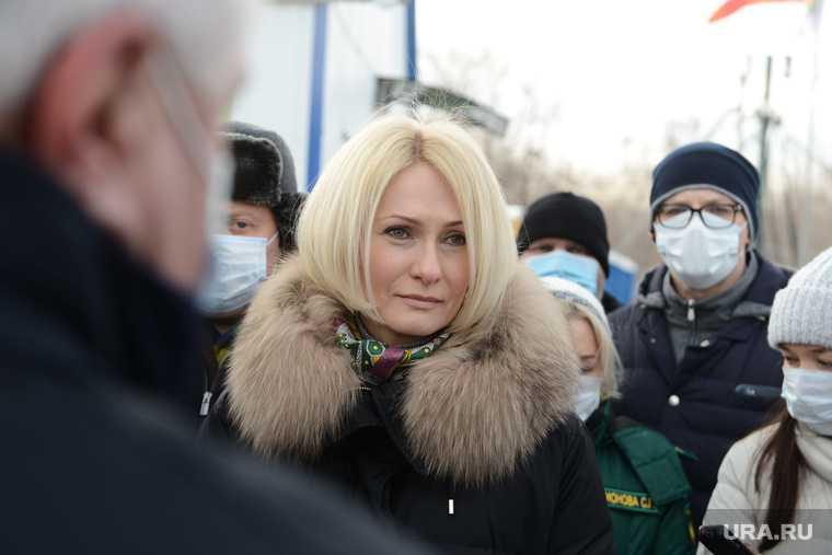 Челябинск вице премьер Виктория Абрамченко заявление свалка полвина отходов 2030 год
